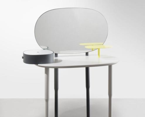 Coiffeuse MUSE - Galerie Gosserez ©Maxime Champion